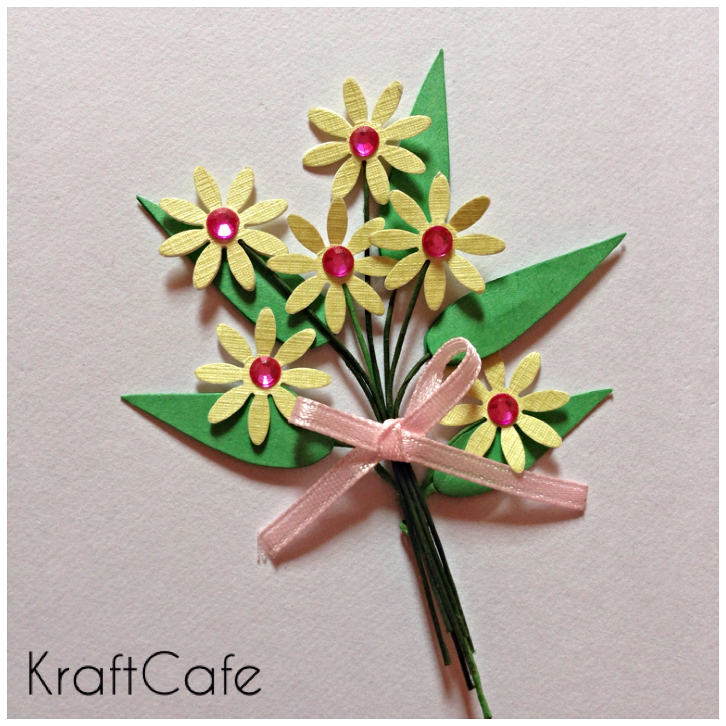 Simple and easy paper flowers varnam art class image mightylinksfo