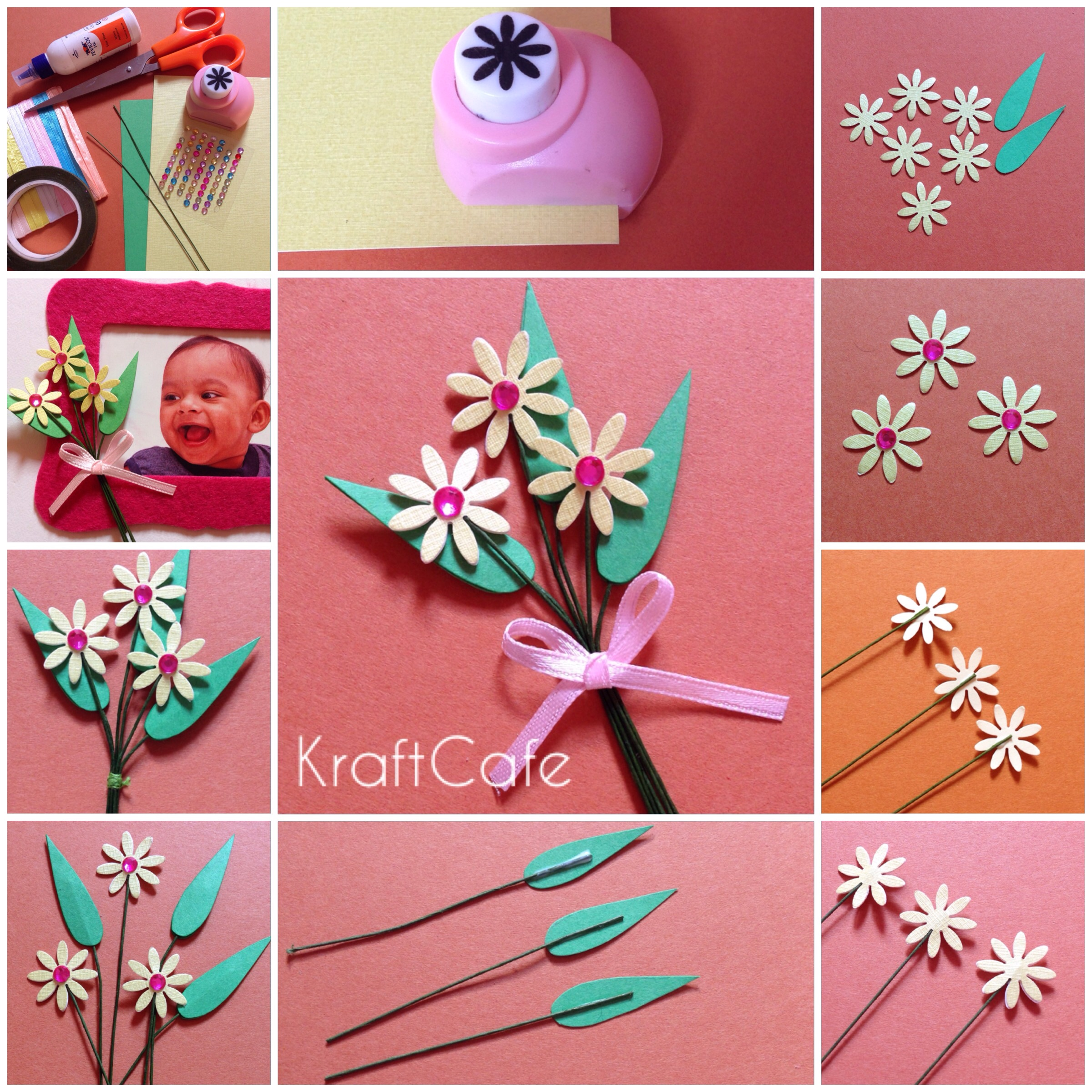New craft ideas varnam for Diy paper roses step by step