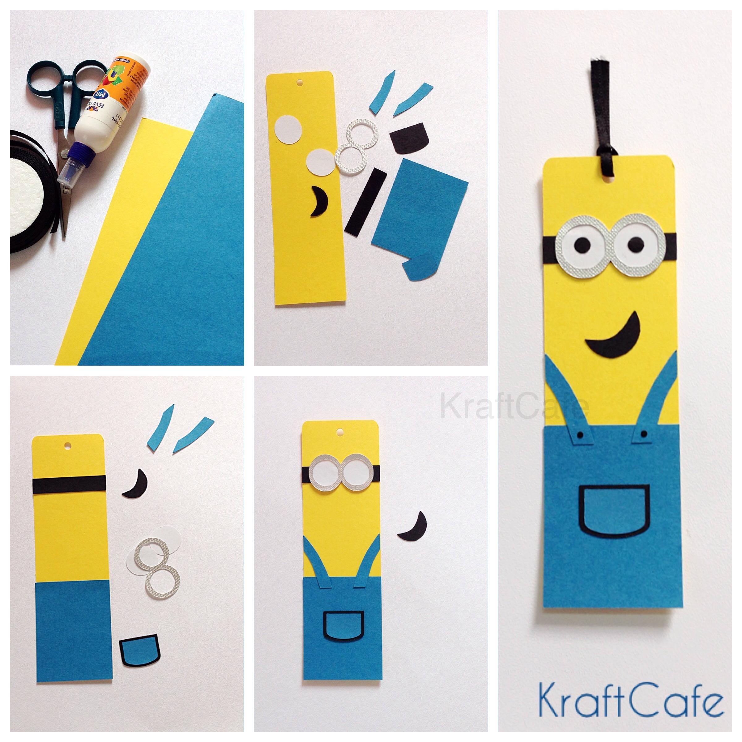 handmade bookmarks – varnam art class